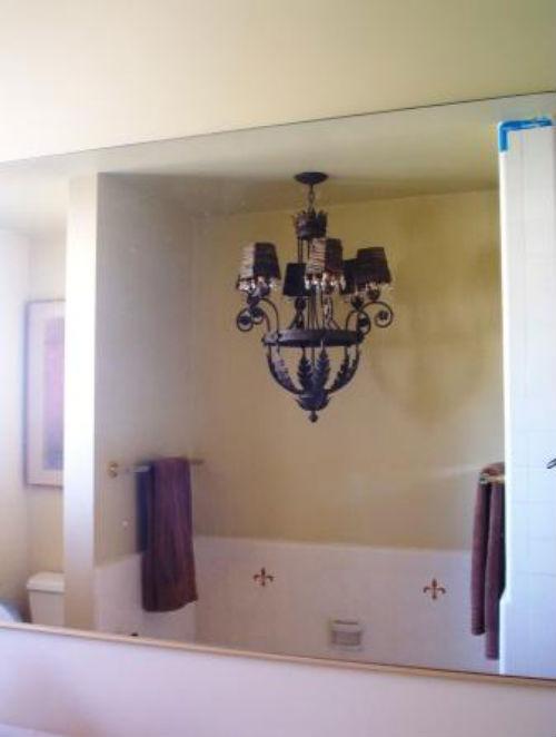 bathtub-chandelier